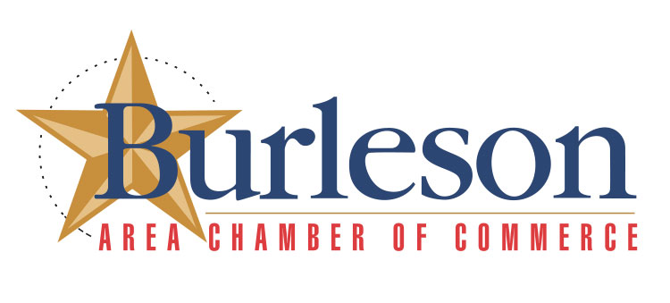 Burleson C of C logo