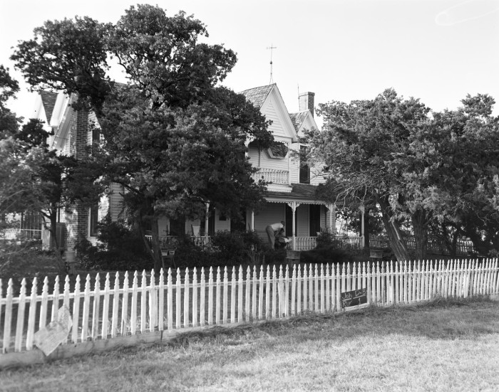 Cleburne Riggs house