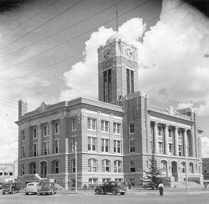 courthouse 1913