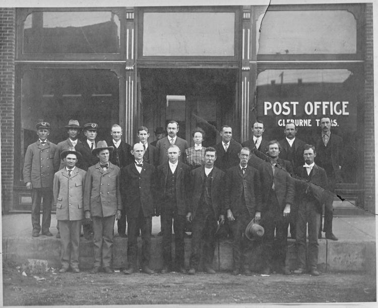 post office 1909